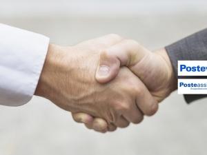 Convenzione con POSTEVITA , POSTEASSICURA, POSTECOLLETTIVE